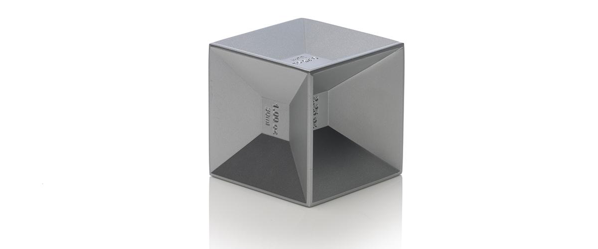 Cube Jigger