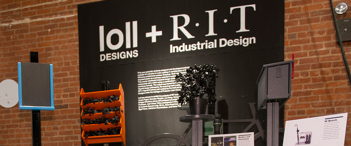 Loll Designs + RIT Industrial Design
